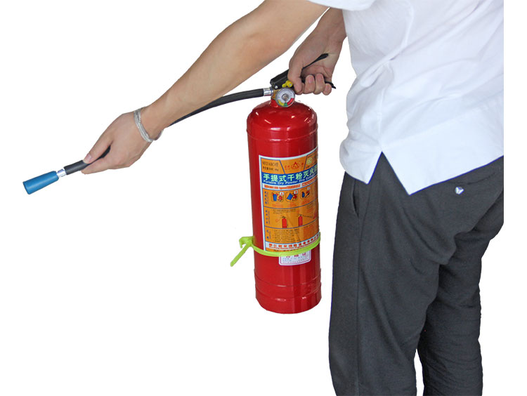 what is the difference between the three fire extinguishers?